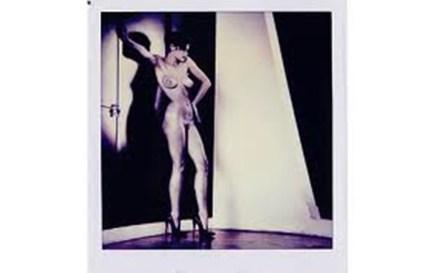 Helmut Newton, Sylvia (Cold Lines, Hard Body), 1981