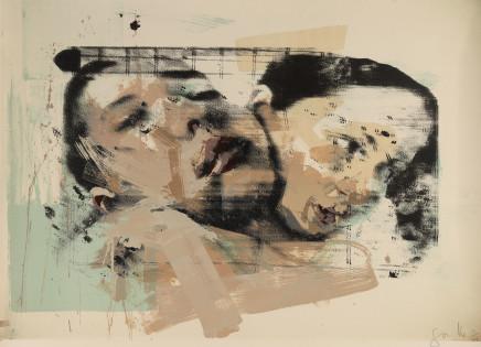 Jenny Saville, Separates, 2001