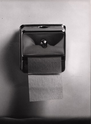 Guy Bourdin, La Petite Boîte / Papier Toilette (The Little Bourdinian Box), 1971