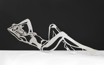 Louise Hunt, Reclining Bikini Girl