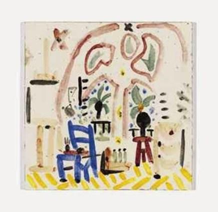 Pablo Picasso, La fenêtre de l'atelier, 1956