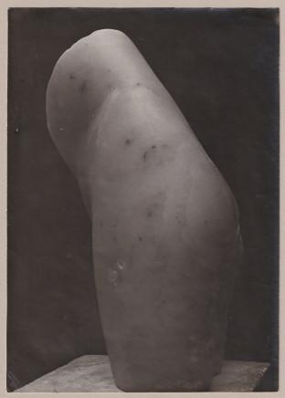 Constantin Brancusi, Torse de jeune femme, 1921-25
