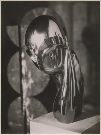 Constantin Brancusi, Mlle Pogany, vue de trois-quarts *, 1920