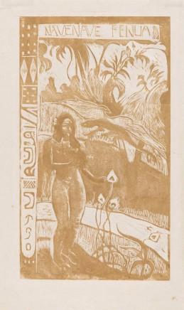 Paul Gauguin, Have Nave Fenua, 1893-4