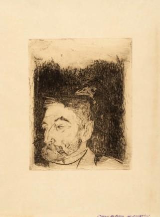 Paul Gauguin, Mallarmé, 1891