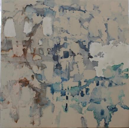 Rachel Egan, Reverse Painting (Untitled II), 2016