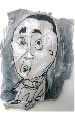 Carlos Cortes, Potato Head: Joe, que despiste no?, 2019