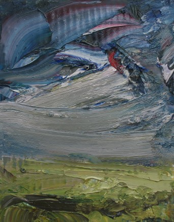 Colin Halliday, Strong Winds, 2014-15