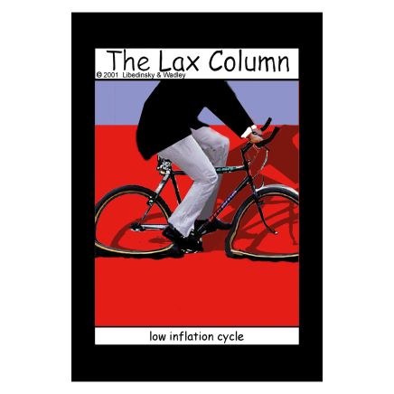 Sylvia Libedinsky, The Lax Column - low inflation cycle