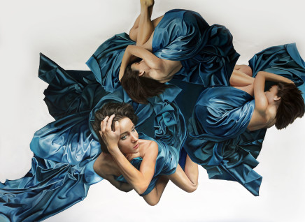 Yiğit Dündar, Perfect Symphony Series 'I-Blue Fire Piece', 2018