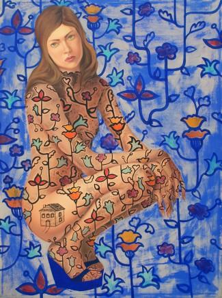 Yasbel Perez, En la Piel - On skin, 2015