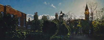 Mark McLaughlin, November Afternoon, Dulwich College, 2015