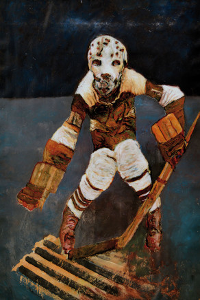 Hervé Constant, Hockey Player, 2017