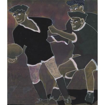 Sylvia Libedinsky, Rugby