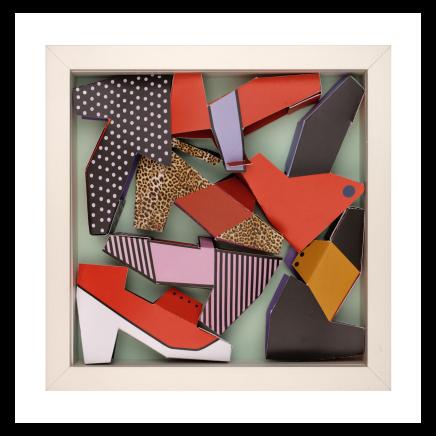 Sylvia Libedinsky, Mixed Shoes