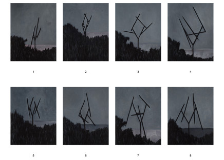 Hervé Constant, Signals, 2016