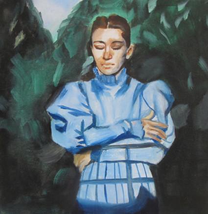Anna Kazan, The Gardener, 2018