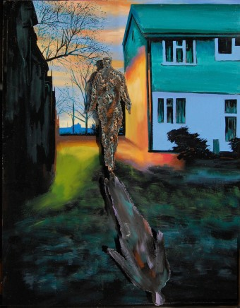 Randy Klein, Dawn Walk, 2014