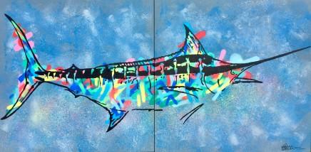 Humphrey Dettmer, Blue Marlin, 2017
