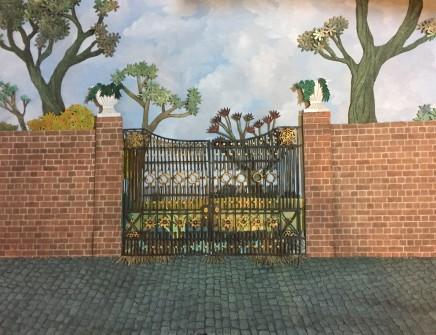 Hannah Battershell, The Gate, 2018