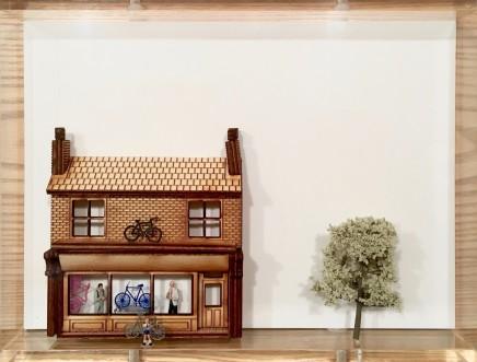 Jack Richards, The Bike Shop, 2017