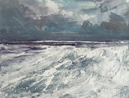 Michael Sole, Early Sketch No.3
