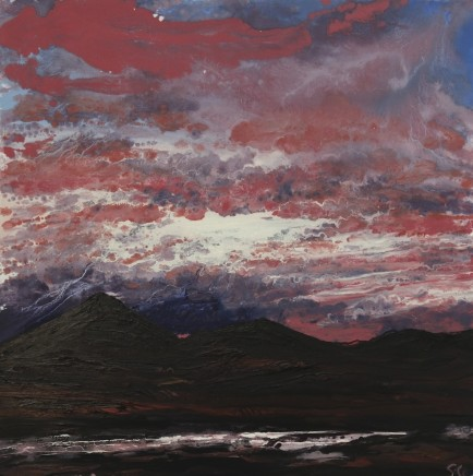 Michael Sole, Sligachan No.3, 2014