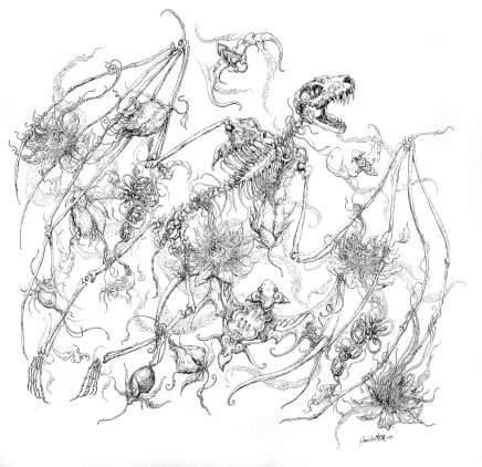 Jazz Szu-Ying Chen, Entanglement of Decisions I, 2015