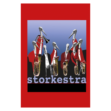 Sylvia Libedinsky, Musical Animals Series - storkestra