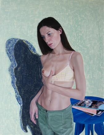 Tristan Pigott, Contrary Mary, 2015