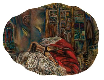 Daniel Miller, A Room Of Her Own, 2013