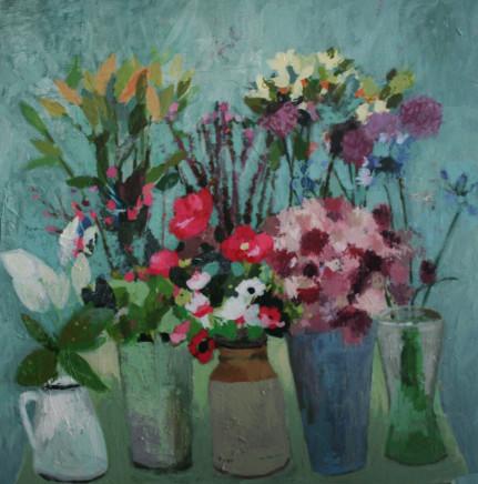 Charlotte Hardy, Brixton Florist