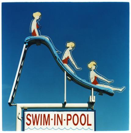 Richard Heeps, Swim-in-Pool