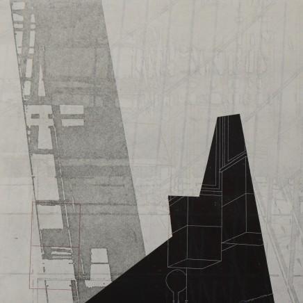 Rowan Siddons, Reconstructing Space, 2018