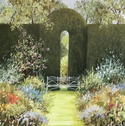 Fletcher Prentice, Topiary Hedge, 2018