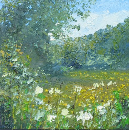 Colin Halliday, Buttercup Meadow, 2016