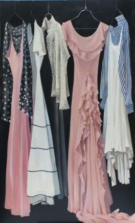 Katya Levental, Dresses, 2017