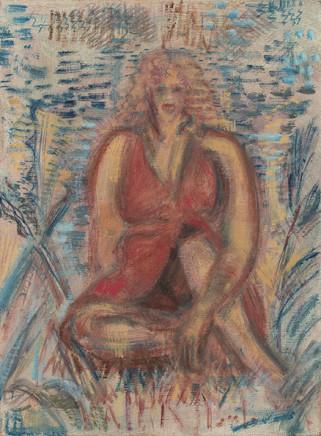 Daniel Miller, Random Woman, Ironmonger Row, 2010