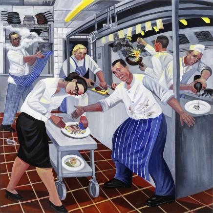 Ed Gray, Night Kitchen 2, Sonny's, Barnes, 2005