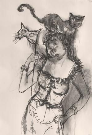 Anna Mazzotta, The Mardi Grass Witch