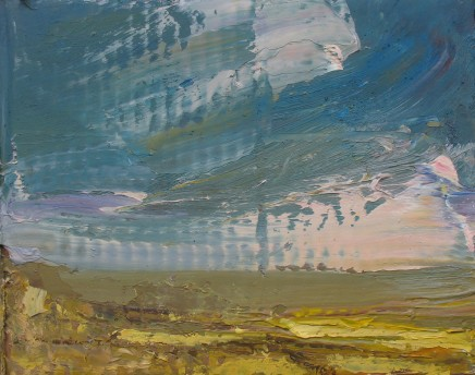Colin Halliday, Wind, Moor and Trees on the Horizon, 2014-15