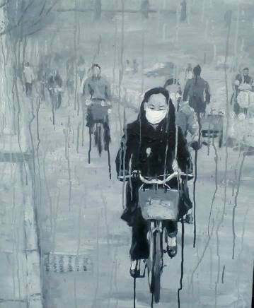Riding Alone in Grey, 2007