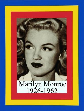 Sir Peter Blake, Legends - Marilyn Monroe