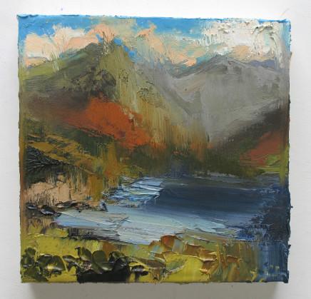 Colin Halliday, Wast Water, 2016