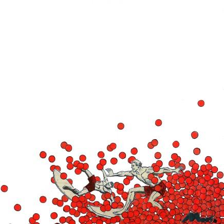 David Mach, Red Sea