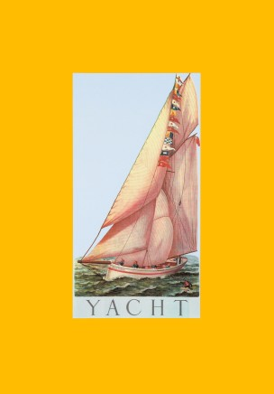 Sir Peter Blake, Y is for Yacht, 1991