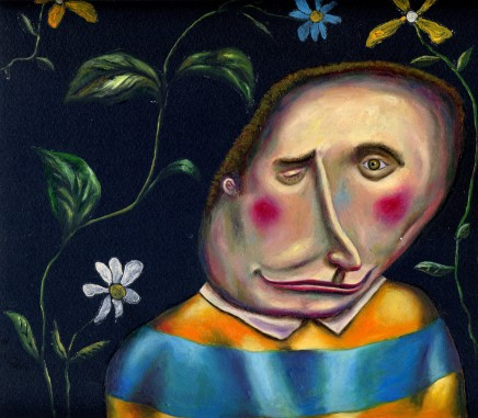 Carlos Cortes, The Wink, 2010
