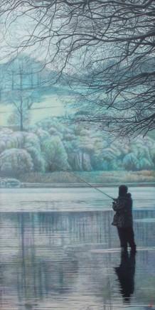 Hideyuki Sobue, Winter, Esthwaite, 2010