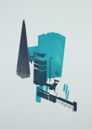 Rowan Siddons, Architectural Construction No.20, 2016