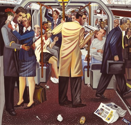 Ed Gray, Going Underground, 2006